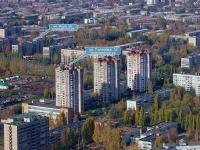 Togliatti, Golosov st, house 32. Apartment house