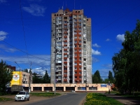 neighbour house: st. Golosov, house 32. Apartment house