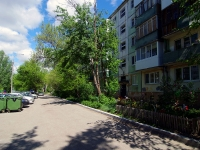 Togliatti, Golosov st, house 57. Apartment house