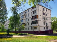 Togliatti, Golosov st, house 59. Apartment house