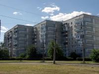 隔壁房屋: st. Golosov, 房屋 107. 公寓楼