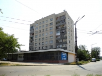 Togliatti, Gorky st, house 29А. Apartment house