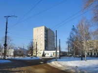 Togliatti, Gorky st, house 34А. Apartment house