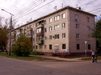 neighbour house: st. Gorky, house 48. Apartment house