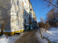 neighbour house: st. Gorky, house 51. Apartment house