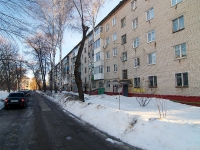 Togliatti, Gorky st, house 57. Apartment house