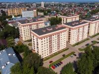 соседний дом: ул. Горького, дом 76. многоквартирный дом