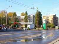 "neighbour house: st. Gorky, house 63 с.1. fuel filling station АЗС ""Татнефть"""
