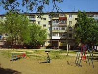 Тольятти, улица Громовой, дом 24. многоквартирный дом