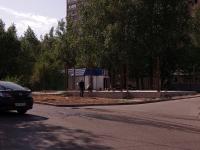 Тольятти, улица Громовой, дом 14А. строящееся здание