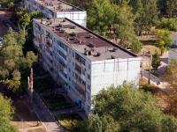 Тольятти, улица Громовой, дом 4. многоквартирный дом
