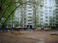 Togliatti, Gromovoi st, house 8. Apartment house
