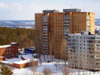 Тольятти, улица Громовой, дом 10А. многоквартирный дом