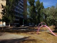 Togliatti, Gromovoi st, house 10А. Apartment house