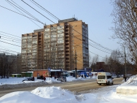 Togliatti, Gromovoi st, house 10. Apartment house