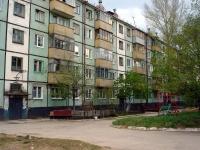 Тольятти, улица Громовой, дом 18. многоквартирный дом