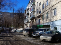 Togliatti, Gromovoi st, house 28. Apartment house
