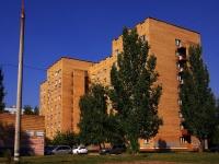 Тольятти, улица Дзержинского, дом 25. многоквартирный дом
