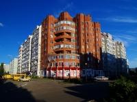 Тольятти, улица Дзержинского, дом 5А. многоквартирный дом