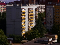 Togliatti, Dzerzhinsky st, house 7. Apartment house