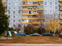 Togliatti, Dzerzhinsky st, house 9. Apartment house