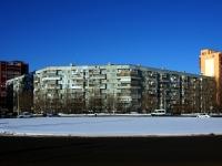 Тольятти, улица Дзержинского, дом 10. многоквартирный дом