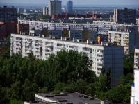 Тольятти, улица Дзержинского, дом 11. многоквартирный дом