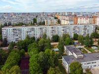 Togliatti, st Dzerzhinsky, house 11. Apartment house