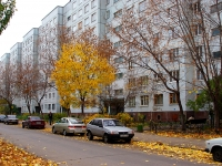Togliatti, Dzerzhinsky st, house 11. Apartment house