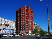 Togliatti, Dzerzhinsky st, house 12. Apartment house