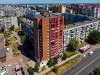 Togliatti, st Dzerzhinsky, house 12. Apartment house