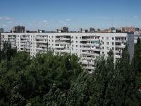 Togliatti, st Dzerzhinsky, house 13. Apartment house