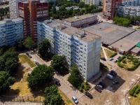Togliatti, st Dzerzhinsky, house 14. Apartment house
