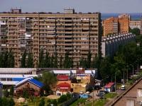 Тольятти, улица Дзержинского, дом 29. многоквартирный дом