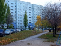 Togliatti, Dzerzhinsky st, house 38. Apartment house