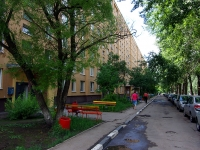 Togliatti, Dzerzhinsky st, house 63. Apartment house