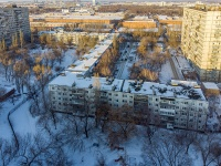 Togliatti, Dzerzhinsky st, house 71. Apartment house