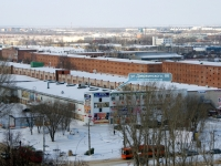 Togliatti, garage (parking) ГСК №25, Чайка, Dzerzhinsky st, house 86