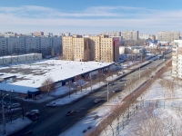 neighbour house: st. Dzerzhinsky, house 25А с.1. garage (parking)