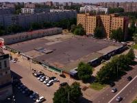 neighbour house: st. Dzerzhinsky, house 25А с.1. garage (parking)