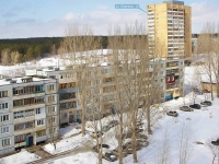 Togliatti, Esenin st, house 10. Apartment house