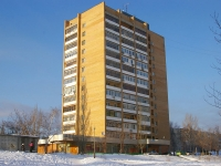 Togliatti, Esenin st, house 12. Apartment house