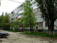 Togliatti, Esenin st, house 16. Apartment house