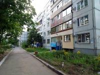 Тольятти, улица Есенина, дом 10. многоквартирный дом