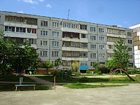 Togliatti, Zheleznodorozhnaya st, house 41. Apartment house