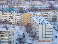 Тольятти, улица Железнодорожная, дом 49Д. многоквартирный дом