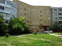 Togliatti, Zheleznodorozhnaya st, house 49Г. Apartment house