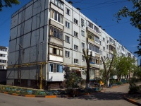 Togliatti, Zheleznodorozhnaya st, house 5. Apartment house
