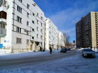 Togliatti, Zheleznodorozhnaya st, house 13. Apartment house