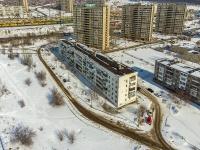 Тольятти, улица Железнодорожная, дом 13. многоквартирный дом